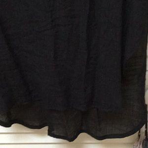 Xhilaration Swim - Swimsuit cover up black